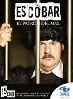 Escobar: El Patron del Mal by Andres Parra