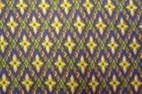 バティック (紫)No47 タイ製 布 生地 タイ雑貨 アジアン雑貨 [並行輸入品]