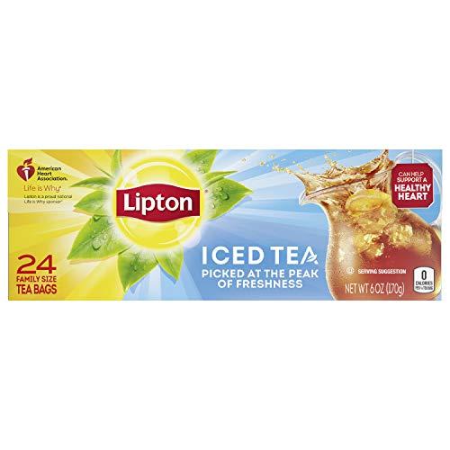 Lipton Family-Size Iced Tea Bags
