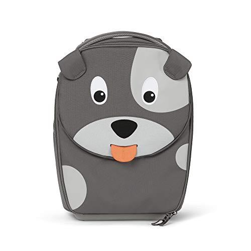 Affenzahn Kindertrolley in Handgepäckgröße - Hund - Grau
