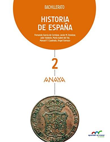Historia de España 2. (Aprender es crecer en conexión) - 9788469812938