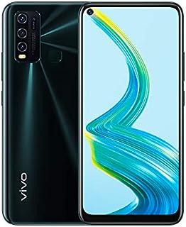 هاتف واي 30 من فيفو ثنائي شرائح الاتصال بذاكرة رام 4 جيجابايت، وذاكرة داخلية بسعة 128 جيجابايت، الجيل الرابع ال تي اي، زمر...