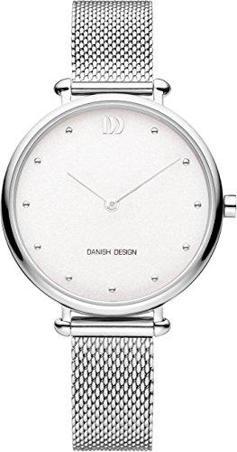 Danish Design Orologio Analogico Quarzo da Donna con Cinturino in Acciaio Inox IV62Q1229