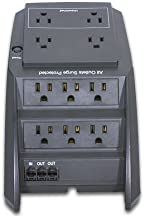 10-Outlet Tower Surge Protecto