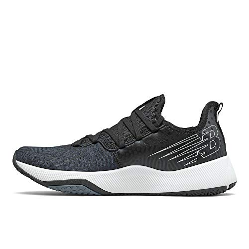 New Balance Men's FuelCell 100 V1 Cross Trainer, Black/Outerspace/Ocean Grey, 9.5 Wide