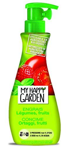 My Happy Garden Engrais Legumes Fruits Liquide 230ml