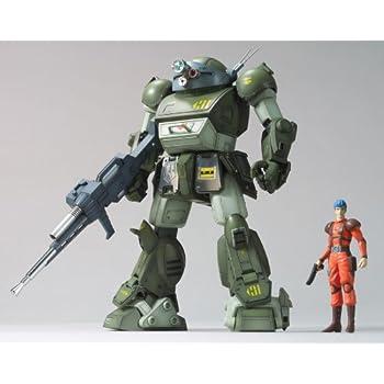 装甲騎兵ボトムズ 1/20 ATM-09-ST スコープドッグ メタルスペックバージョン