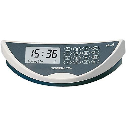 ELV TimeMaster Zeiterfassung Komplettsystem Plus 4