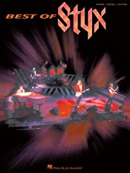 Best of Styx Songbook (English Edition)