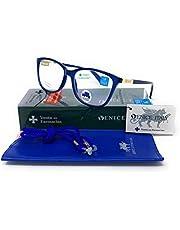 Gafas de lectura, presbicia, vista cansada, Mujer Diseño en Colores: Demi, Lila, Verde y Negro. VENICE Smart - Dioptrías: 1 a 3,5