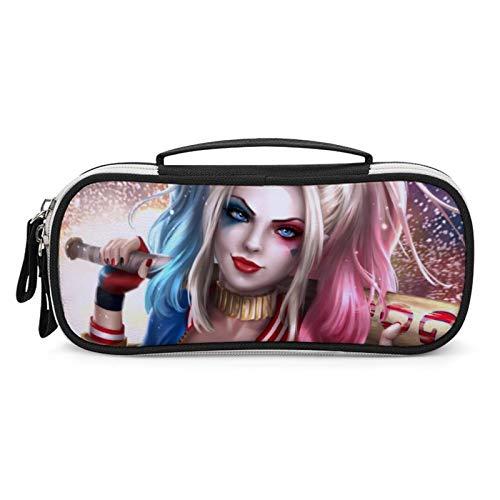 419G64ePyGL Harley Quinn Pencil Cases