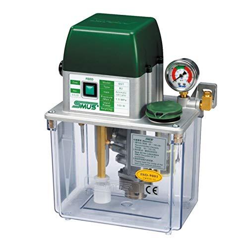 Zentralschmieranlage Automatische Schmierpumpe SST-B2-3L,110V (Kunststoff)