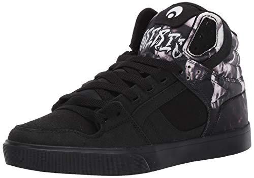 Osiris Men's Clone Skate Shoe, Huit/Supremacy/Black/White, 11 M US