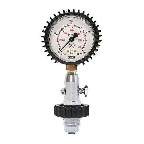 ICT-19/300 - Manómetro de superfície DIN 300