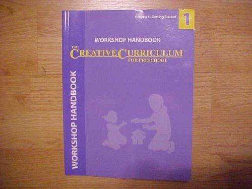 Workshop Handbook (The Creative Curriculum For Preschool)