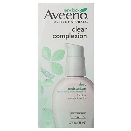Johnson & 3811 Aveeno Effacer Complexion Daily Hydratante, pompe (paquet de 12)