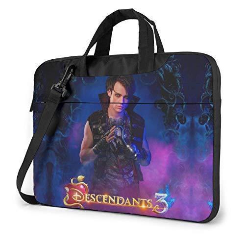 Whecom Descendants 3 Harry 13 Inch 13-inch 14-inch Laptop Bag 15.6-inch Laptop Shoulder Messenger Bag Handbag
