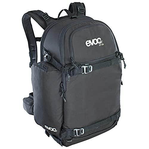 EVOC CP 26L Outdoor Kamerarucksack professioneller Fotorucksack für Fotoequipment (Gepolstert, ergonomisches Tragesystem, Gurtsystem für Eisäxte, Ski, Snowboard oder Stativ)