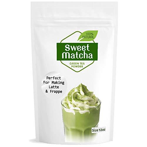 Sweet Japanese Matcha Latte Green T…