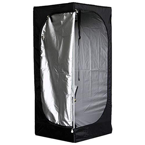 Armario para el cultivo de Mammoth Tents Dark Box Lite (60x60x140cm)