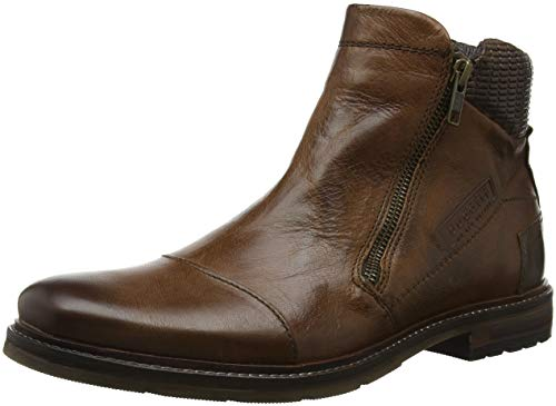 bugatti Herren 311602333000 Klassische Stiefel, Braun, 40 EU