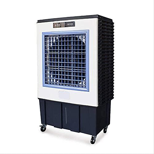 Ventiladores de aire acondicionado, Electrodomésticos, Evaporación Cooler Industrial Air Cool Acondicionamiento Móvil Equipo Taller Acondicionador Comercio S-X-1114A US HF-12Y 12000 ( Size : EU )
