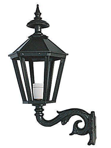 Linoows Haut Qualité Lampe D'Extérieur, Feu avant dans le Style Antique Lampe Murale Extérieur 60 Cm
