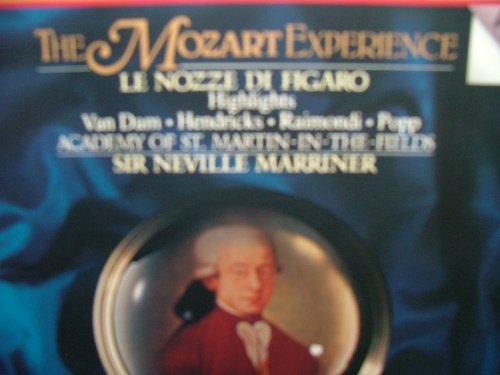 The Mozart Experience Vol.5 La Nozze Di Figaro Import