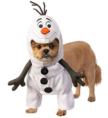 Rubie's Disney: Frozen 2 Olaf Pet Costume, Medium