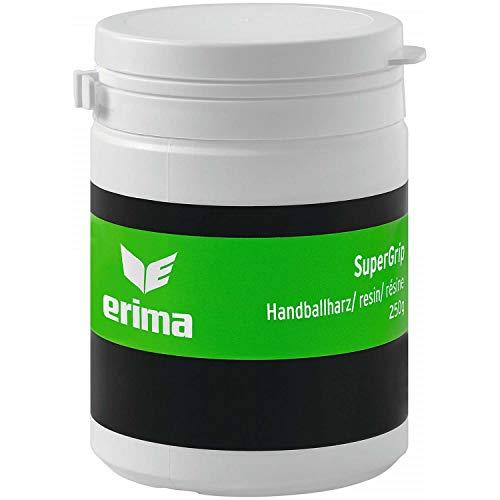 Erima Unisex– Erwachsene SuperGrip Handball-Harz, Weiß, 500 g