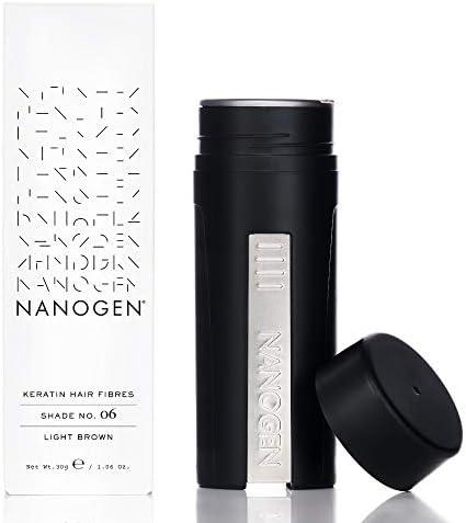 Nanogen Keratin Hair Fibers 30 grams Light Brown product image