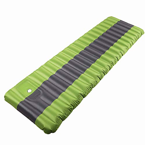 Inflatable Camping Mat With Built-in Pump, Durable Waterproof Compact Ultra-light Hiking Mat, Compact Ultra-light Air Cushion, The Best Camping Mattress, Suitable For Travel, Hiking, Office Leisure