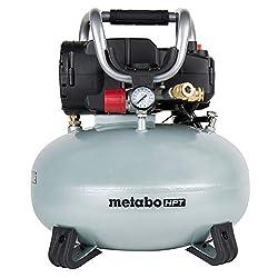 cheap Metabo HPT Pancake Air Compressor, 6 gallons (EC710S)