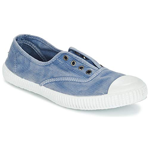 Chipie Joseph ENZ Slip on Damen Blau/Grau - 37 - Slip on