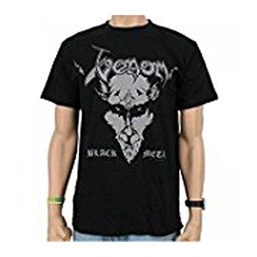 Official Merchandise Band T-Shirt - Venom - Black Metal // Größe: L