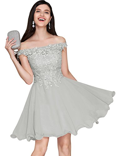 Top 10 Best Off the Shoulder a Line Knee Wedding Dress Comparison