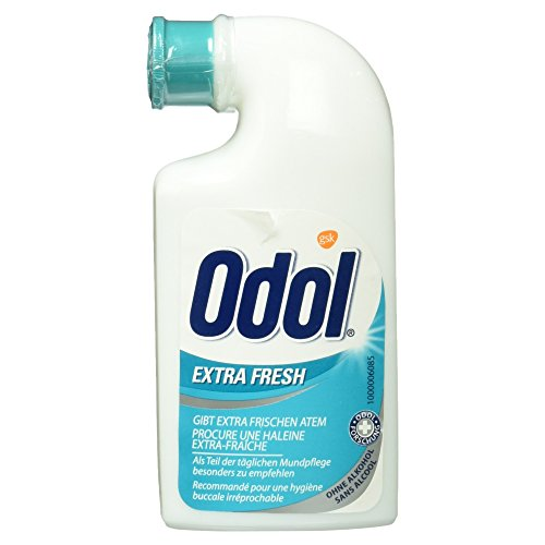 Odol Mundwasser Extra Frisch, 40 ml