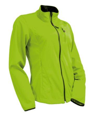 Maier Sports Element Veste Softshell pour Femme Vert Vert 42