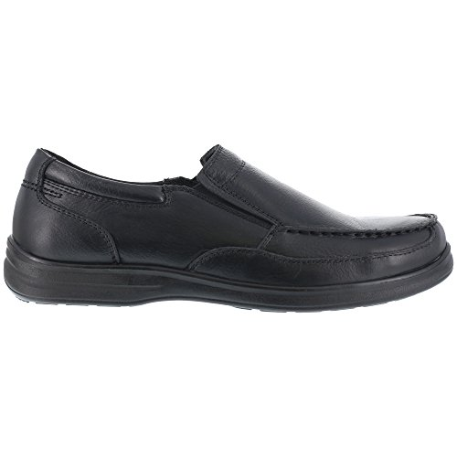 Florsheim Work Wily Black 9.5 D