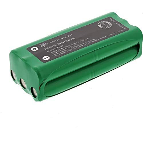 Dirt Devil 0612004 accessorio e ricambio per aspirapolvere Robot vacuum Batteria - Accessorio per aspirapolvere (Robot vacuum, Batteria, Verde, Nichel-Metallo Idruro (NiMH), 1200 mAh, 14,4 V)