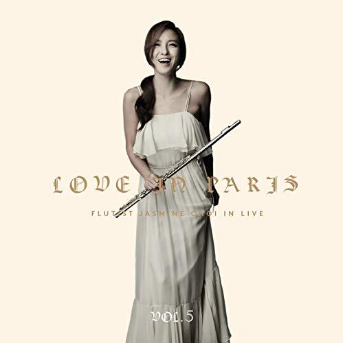 Jasmine Choi in Live 'Love in Paris' 최나경 in Live '파리의 연인'