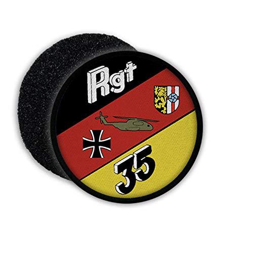 Copytec Patch Heeresfliegerregiments 35 Mendig HFlgRgt Heeresflieger Bundeswehr #22731