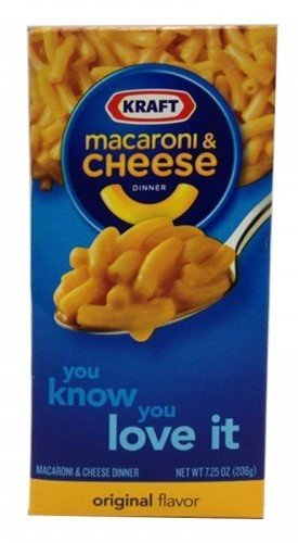KRAFT MACARONI CHEESE ORIGINAL 2 of specialty shop Max 63% OFF Pack