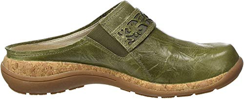 Romika Milla 122, Zuecos Mujer, Verde Oliv 630, 41