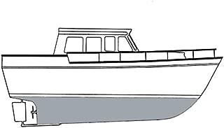 Interlux Y5964/1 Micron Extra Antifouling Paint (Shark White), 128. Fluid_Ounces
