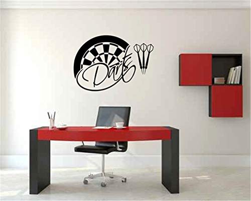 wandaufkleber küche fliesen wandaufkleber schlafzimmer engel Sport wall sticker Darts Vinyl Wall Decal Sticker for gym boys room