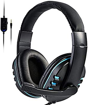 Wallfire Over Ear 3.5mm Noise Cancelling Gaming Headphones