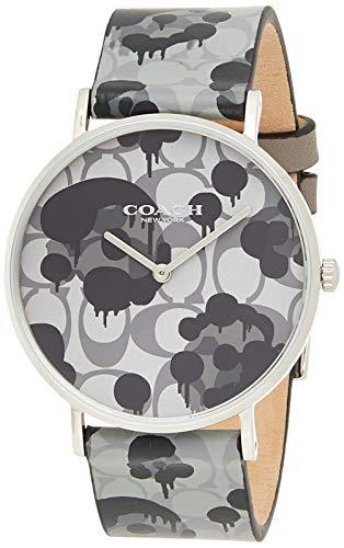 Coach   orologio da donna perry   disegno floreale cinturino in pelle...