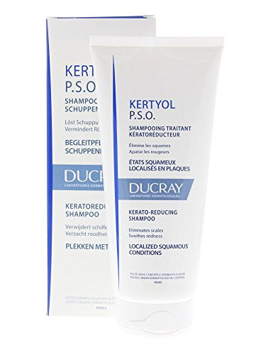 Ducray Kertyol PSO Shampooing Traitant Kératoréducteur Shampoo Schuppen/Rötungen 200Ml