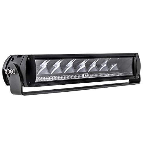 Lightpartz LTPZ-DL102-S Fernscheinwerfer mit Standlicht 74W LED Zusatz Scheinwerfer Straßenzulassung E-Prüfzeichen TÜV